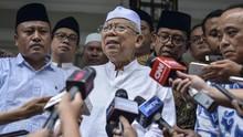 Ma'ruf Klaim Masalah HAM dapat Perhatian Lebih di Era Jokowi