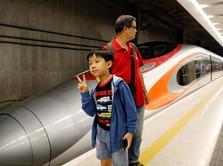 Berat Pakai APBN, KA Cepat Jakarta-Semarang Utang ke Jepang?