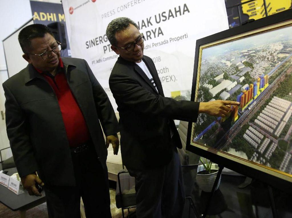 Anak Usaha Adhi Karya Bikin Apartemen TOD