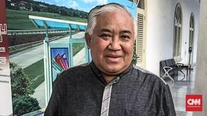 Din Syamsuddin Kritik Sikap Pemerintah soal Uighur di China
