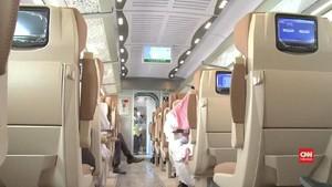 VIDEO: Arab Siapkan Kereta Cepat Mekkah-Madinah