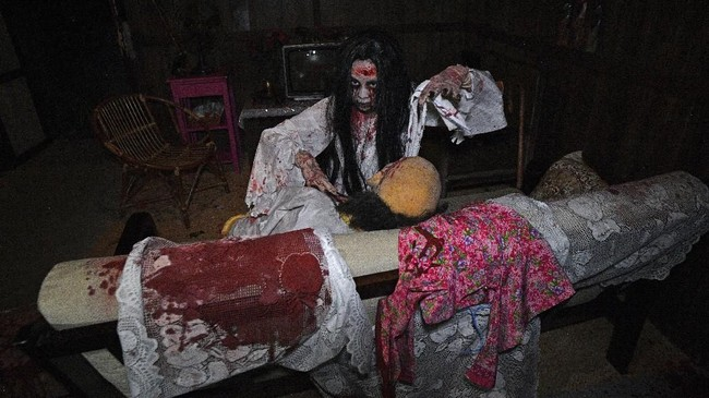 Acara yang diberi nama Halloween Horror Nights 8 ini akan digelar mulai tanggal 27 September 2018 hingga 31 Oktober 2018.