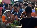 Sandi Klaim Harga Sembako di Pasar Dekat Istana Bogor Mahal