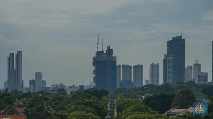 Jakarta diakui sebagai satu dari tiga kota terbaik dunia.