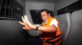 KPK Cecar Idrus Marham Soal 'Jatah' US$2,5 Juta di Suap PLTU
