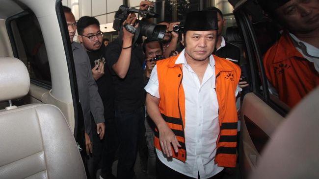 KPK Lengkapi Berkas Perkara, Adik Zulhas Disidang di Lampung