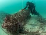 Ini Penampakan Kapal Karam 400 Tahun Lalu yang Baru Ditemukan