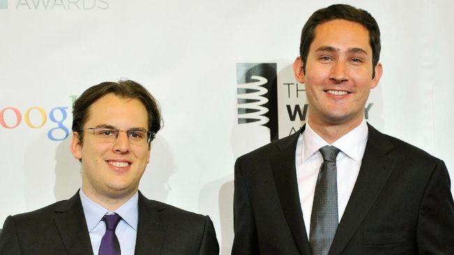 Dua Pendiri Instagram Hengkang