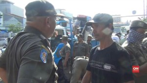 VIDEO: Razia PKL di Jatinegara