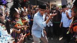 Sandi Yakin Bisa Menangi Suara di Banten pada Pilpres 2019