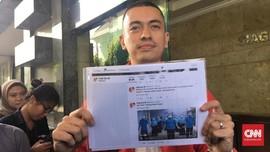 Laporkan Fadli Zon, PSI Diminta Konsultasi ke Cyber Crime
