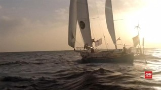 VIDEO: 3 Hari Terlantar di Samudra, Pelaut India Selamat