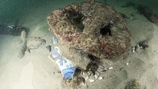 Kapal Karam Tertua di Dunia Ditemukan di Laut Hitam