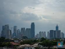 Saham-saham Besar Properti Bergerak di Zona Hijau