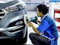Saingi Merek Jepang, Hyundai Dirikan Reparasi Bodi dan Cat