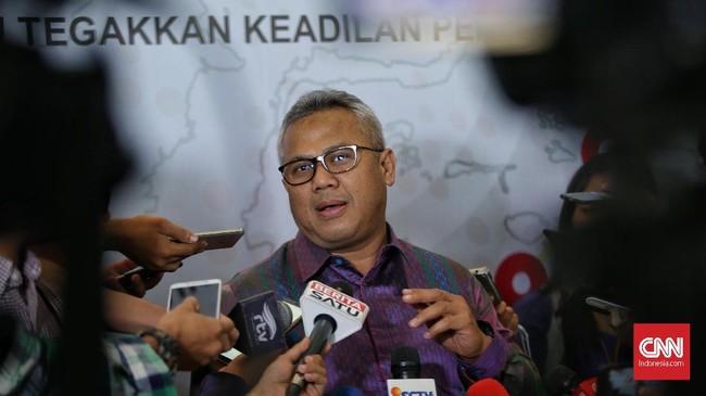 KPU Tambah Waktu Penetapan DPT Perbaikan Pemilu 2019