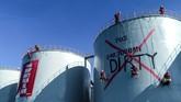 Wilmar International merupakan perusahaan minyak sawit terbesar di dunia yang memasok bahan baku bagi perusahaan ritel seperti Colgate, Mondelez, Nestlé and Unilever.(Greenpeace/Nugroho Adi).