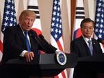 Trump Capai Kesepakatan Dagang dengan Korea Selatan