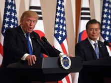 AS Kecualikan Korea Selatan dari Sanksi Impor Minyak Iran