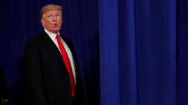 Puji Kim Jong-un, Trump Tegaskan Sanksi Masih Berlaku