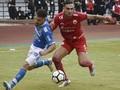 Bauman Diragukan Tampil Bela Persib vs PSIS di Liga 1