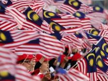 Duh, 1.000 Warga China Ditangkap di Malaysia