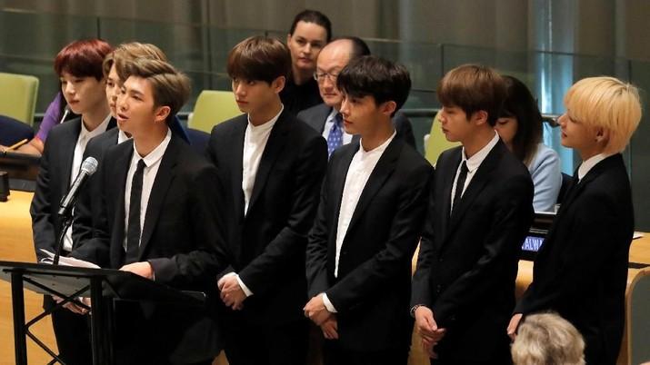 BTS, Kpop, dan Kejayaan Korsel yang Bisa Dipelajari RI