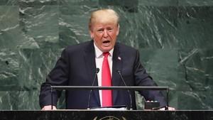 Trump akan Tanggapi Serangan Senjata Kimia Suriah