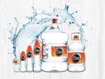 CLEO Caplok Merek Air Minum Super O2