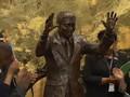 VIDEO: Patung Nelson Mandela Diresmikan di Gedung PBB