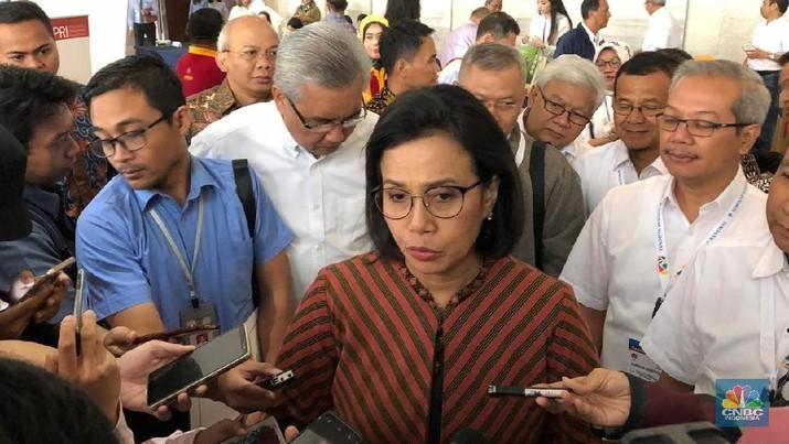 Sri Mulyani Bicara (Lagi) Dampak Dinamika Global ke Indonesia