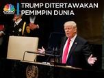 Pamerkan Capaian AS di PBB, Trump Ditertawakan Pemimpin Dunia