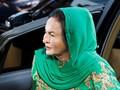 Usai Diperiksa KPK Malaysia, Polisi Interogasi Istri Najib