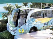 Sopir Mogok, Layanan Damri ke Bandara Soetta Terganggu