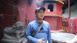 Antusiasme Sofyan Menggeluti Sejarah Jakarta
