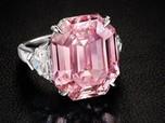 'The Pink Legacy', Cincin Berlian Cantik Senilai Rp 746 M