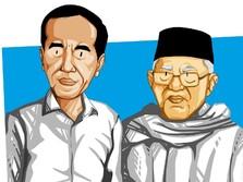 Jokowi-Ma'ruf Menang, Ortu Tak Perlu Khawatir Masa Depan Anak