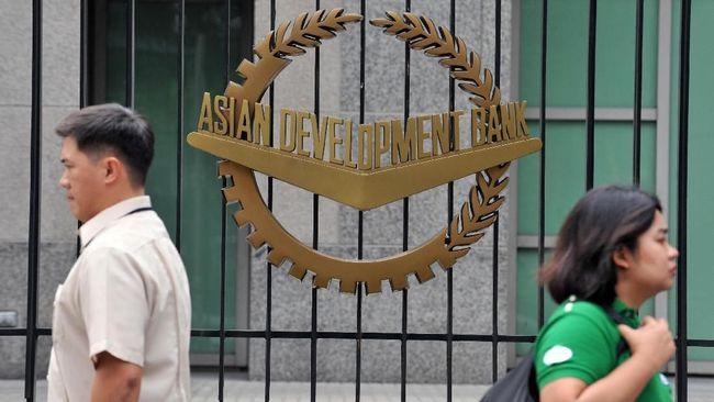 ADB Sebut Perang Dagang Ancam Pertumbuhan Ekonomi Asia