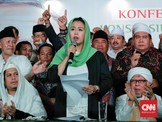 Yenny Wahid Dukung Jokowi, PKS Tetap Yakin #2019GantiPresiden