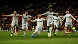 Man United Disingkirkan Tim Championship di Piala Liga