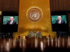 Trump Pamerkan Pencapaian AS di Sidang PBB