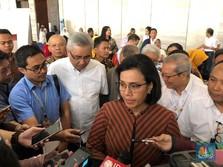 RI Sukses Akuisisi Freeport, Sri Mulyani Puji Jokowi