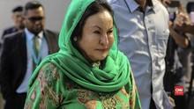 VIDEO: Istri Najib Razak Kembali Diperiksa
