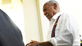 Bill Cosby Dijatuhi Hukuman Penjara Tiga Tahun