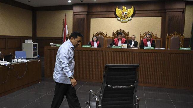 Kasus PLTU Riau, Setnov Bersaksi di Sidang Eni Saragih