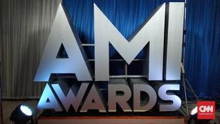 Marion Jola Jadi Pendatang Baru Terbaik di AMI Awards 2018