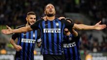 5 Fakta Menarik Inter Kalahkan Fiorentina di Serie A