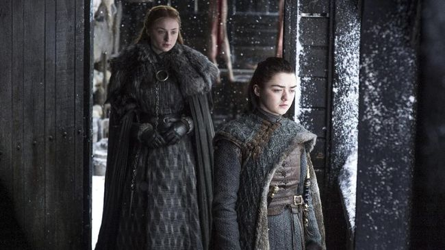 Musim Final 'Game of Thrones' Tayang 15 April di Indonesia
