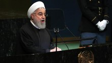 Rouhani Sebut Trump Mau Gulingkan Pemerintahan Iran