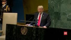 VIDEO: Tawa Peserta Sidang PBB saat Dengar Pencapaian Trump
